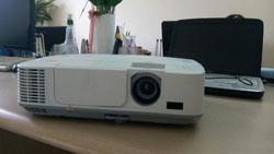 Sửa máy chiếu Nec NP-M260X